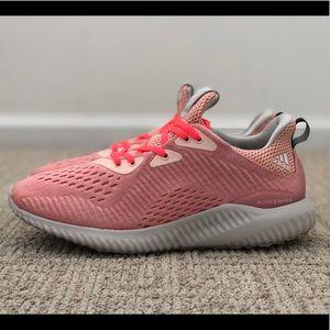 Adidas alphabounce pink wmns sz 8